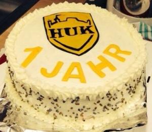 HUK Torte