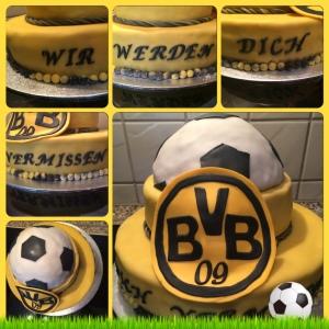 BVB-Torte