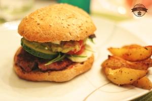Exkurs-Burgerbrötchen