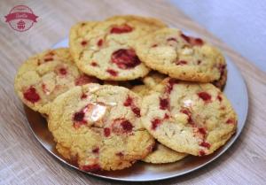 Himbeer-Schoki-Cookies Kopie