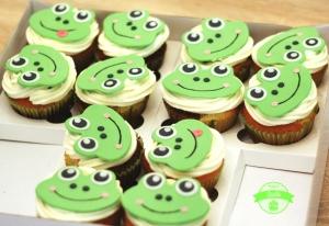 Frosch Cupcakes3