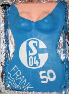 Schalke-Trikot