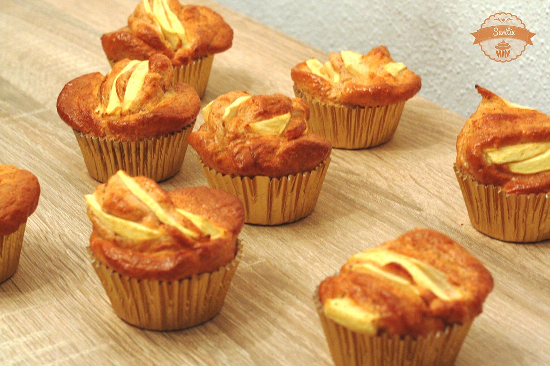 muffins ohne zucker und ohne mehl saritiv. Black Bedroom Furniture Sets. Home Design Ideas